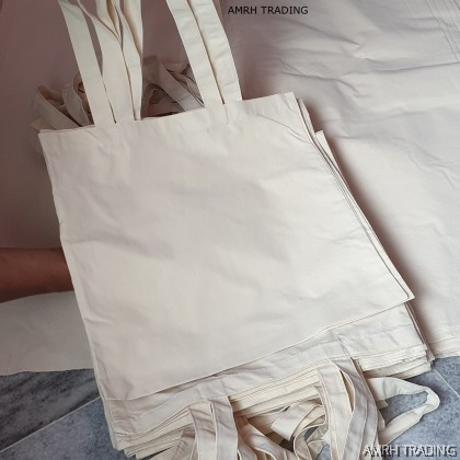 CODE: 005  (Cotton A3 Size Tote Bag)