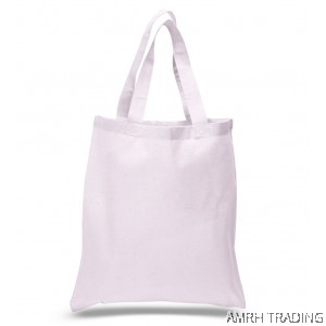 CODE: PH04  (Canvas A3 size White Color Tote Bag)
