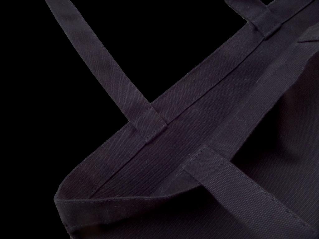 5267ed5a21 CODE  001CN (Canvas a3 size Black Tote Bag)